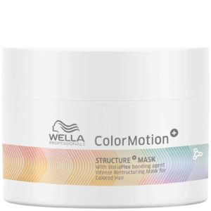 the hair gallery cavan, hair salon Ireland, wella color motion, mask