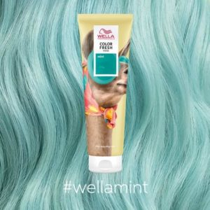 the hair gallery cavan, hair salon ireland, wella, color fresh mask