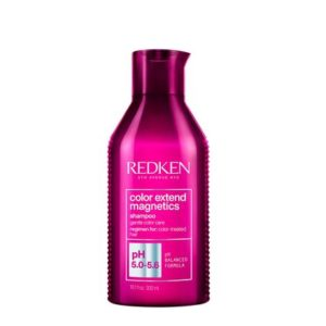 the hair gallery cavan, hair salon ireland, redken, color extend shampoo